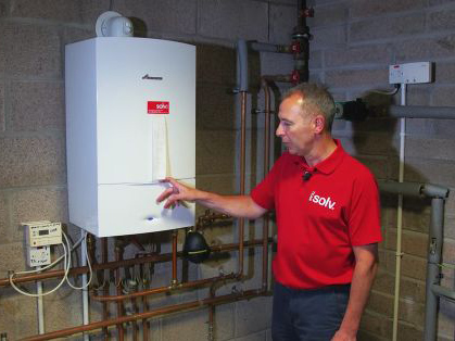 Re-pressurising Your Heating System