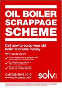 Oil Boiler Scrappage Scheme