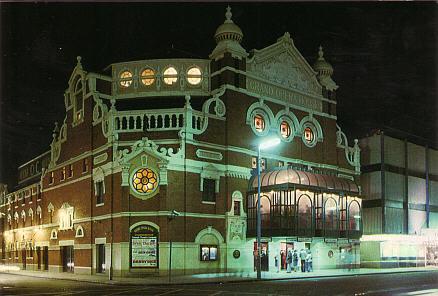 Opera House Belfast