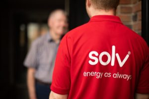 Solv Engineer with Customer